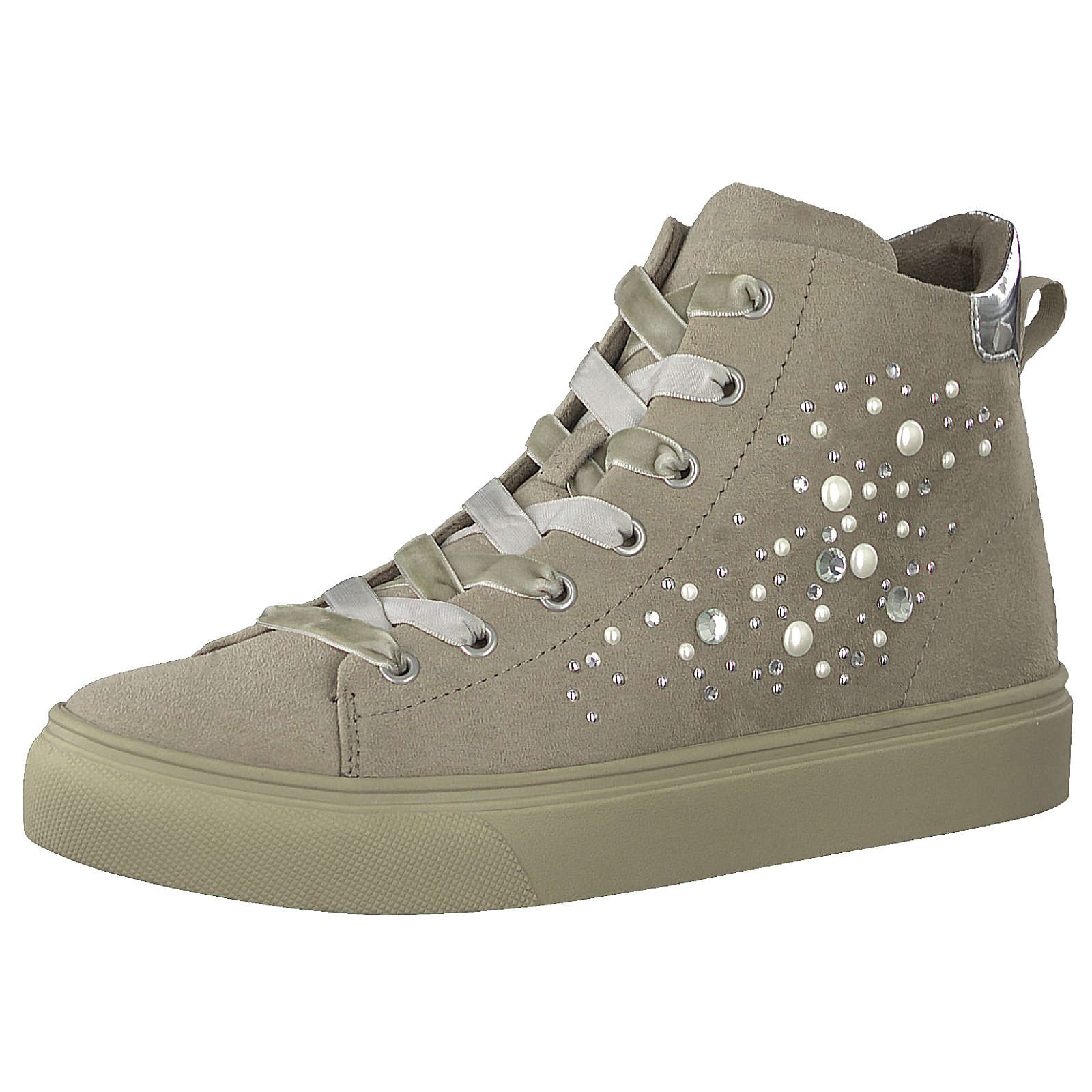 s.Oliver Sneakers High sand Damen Gr. 37
