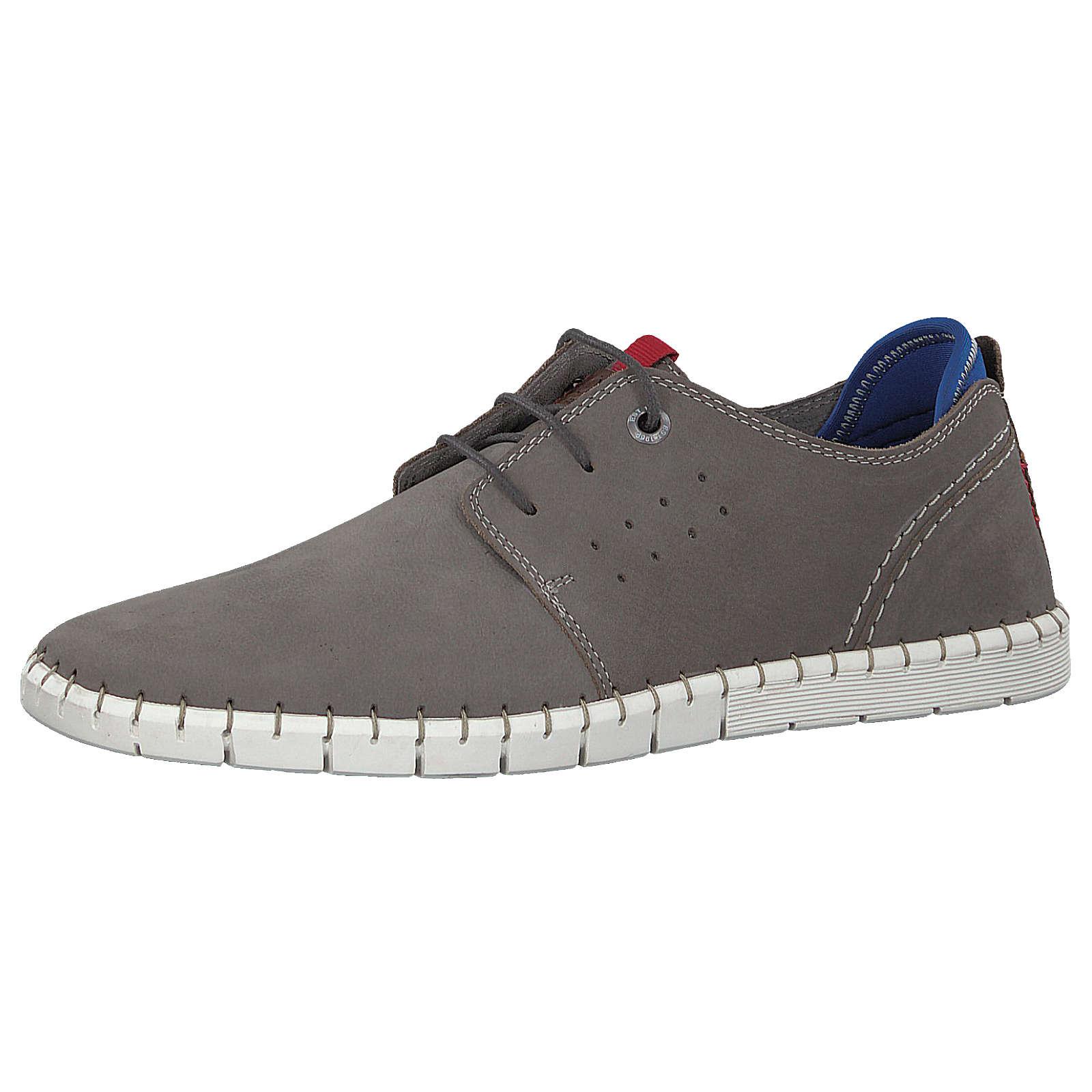 s.Oliver Sneakers Low grau Herren Gr. 44