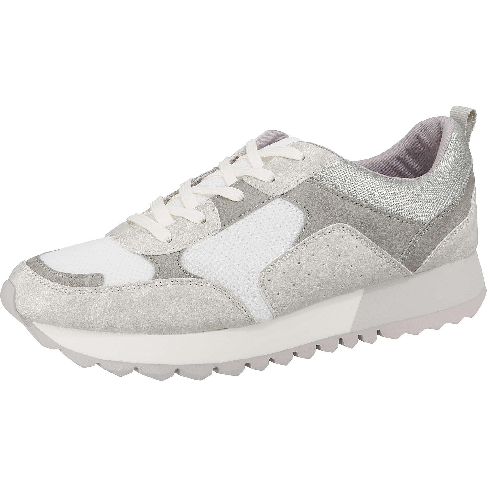 s.Oliver Sneakers Low grau-kombi Damen Gr. 40