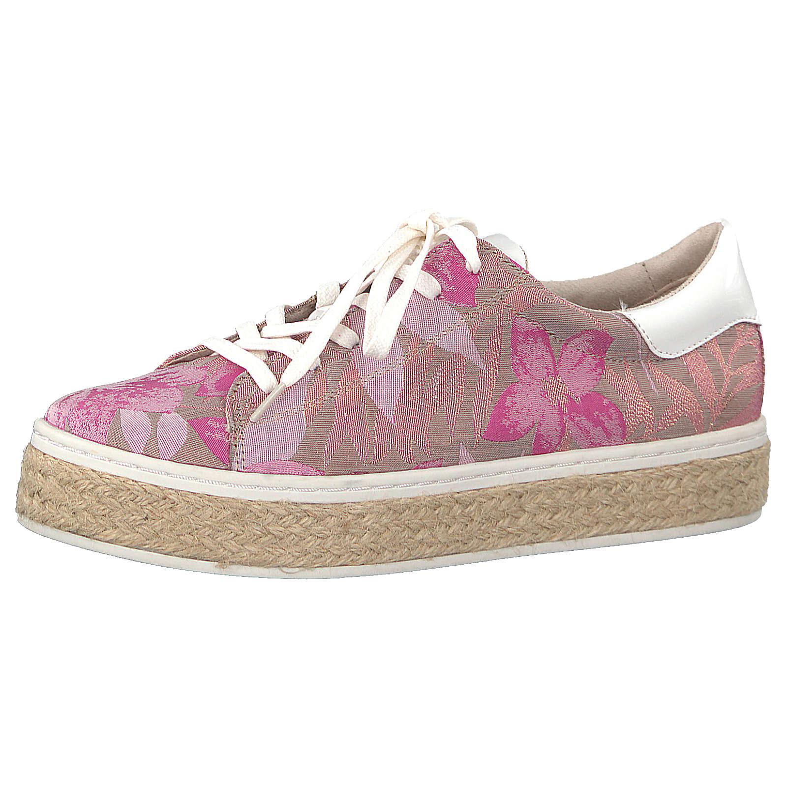 s.Oliver Sneakers Low rosa-kombi Damen Gr. 38