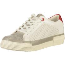 s.Oliver Sneakers Low weiß-kombi Damen Gr. 37