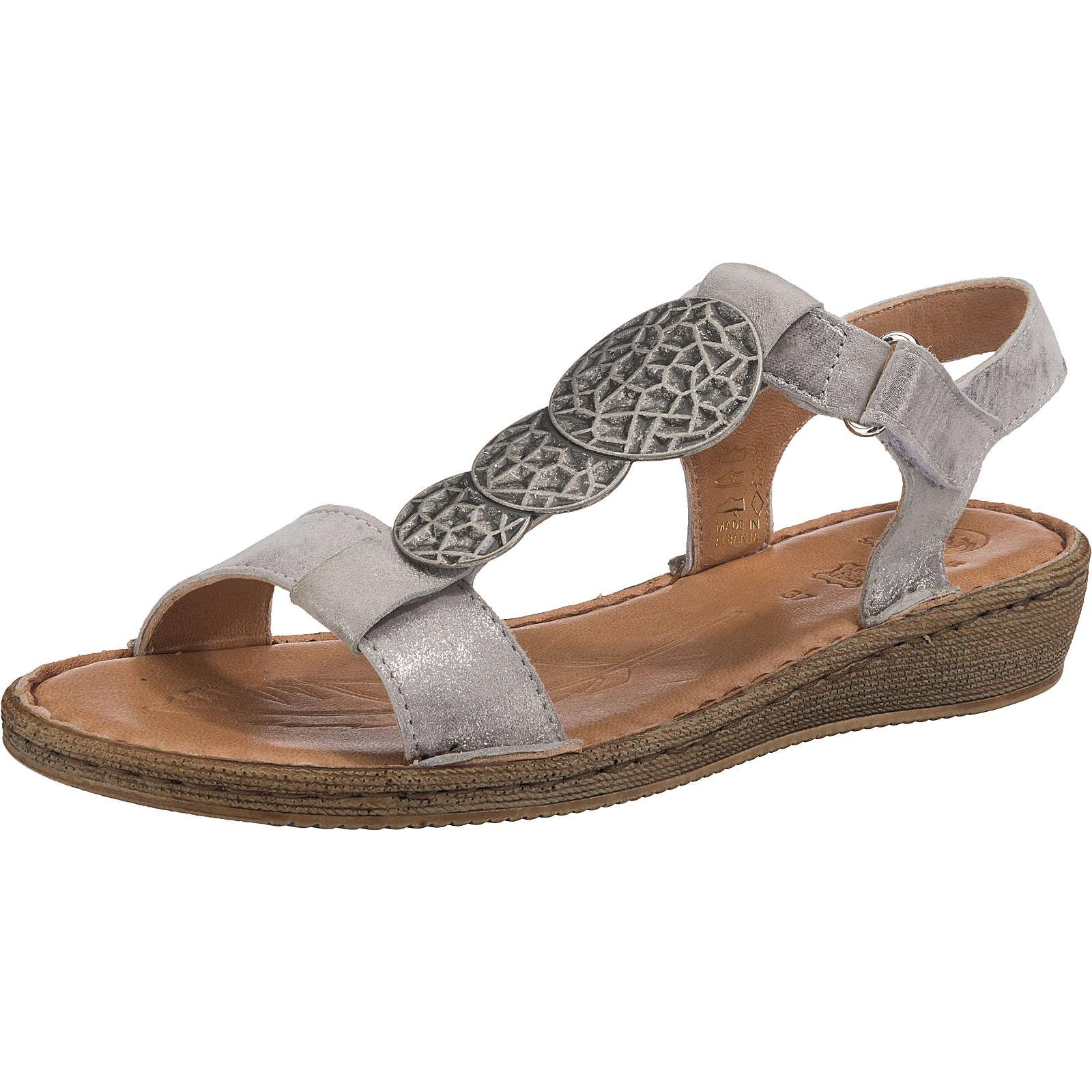SALAMANDER ARONA Klassische Sandaletten beige Damen Gr. 39