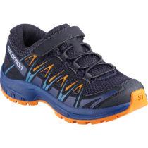 Salomon Kinder Outdoorschuhe XA PRO 3D K blau Gr. 30