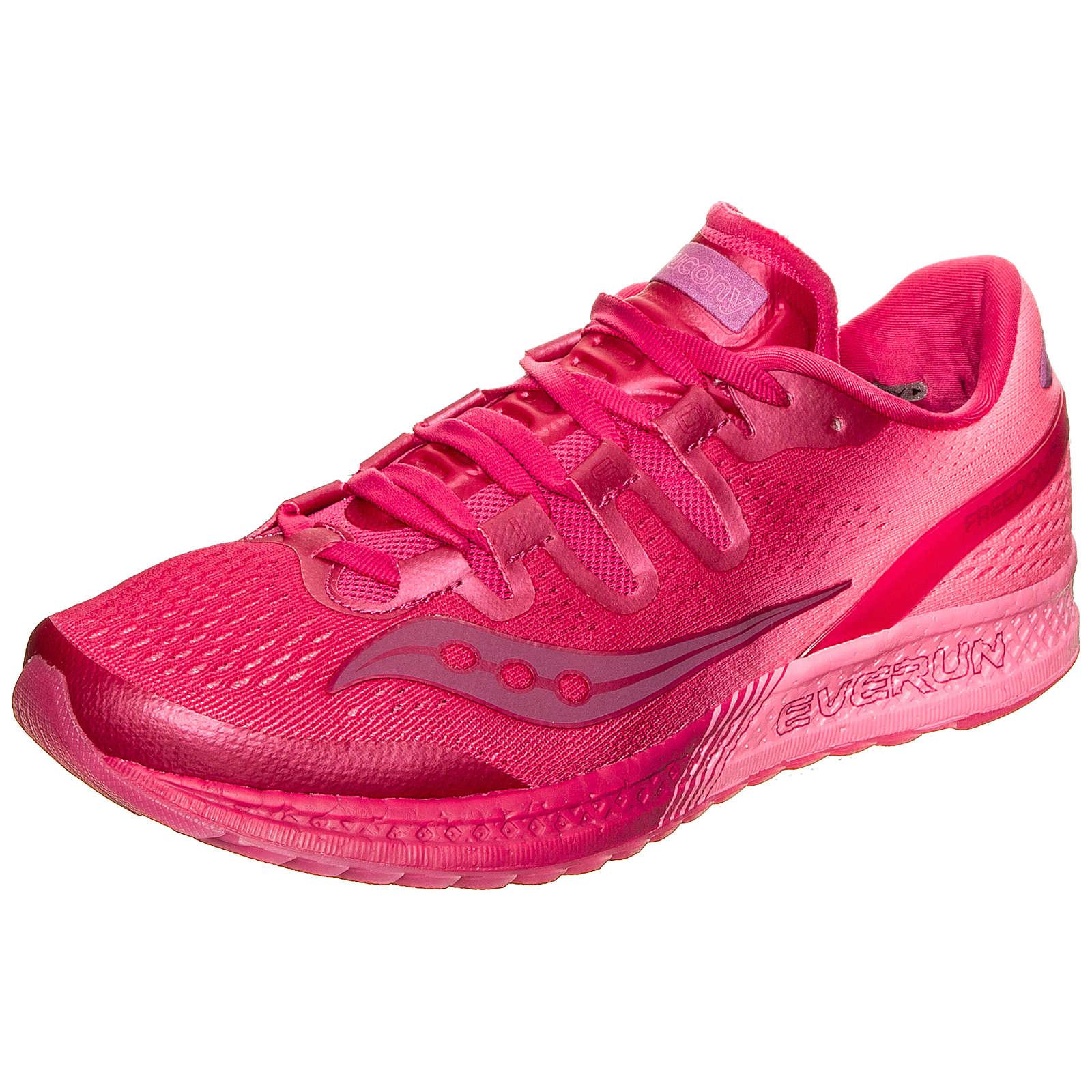 Saucony Freedom ISO Laufschuhe pink Damen Gr. 38