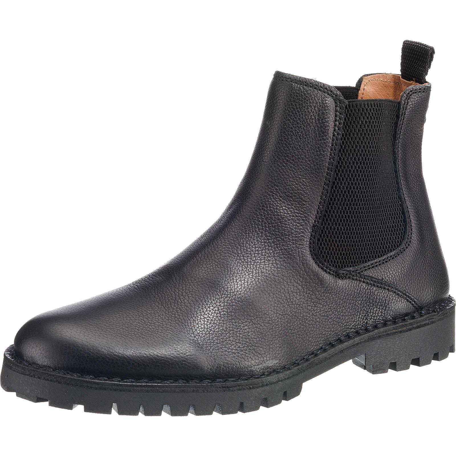 SELECTED HOMME Chelsea Boots schwarz Herren Gr. 40