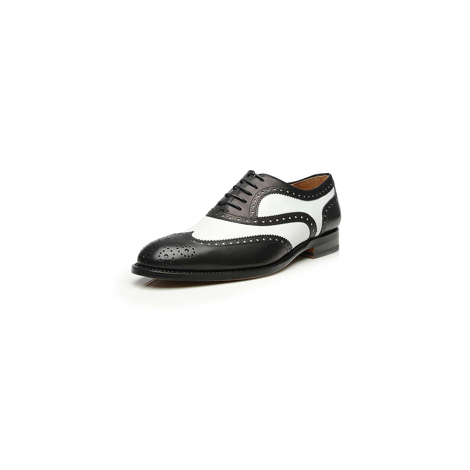 SHOEPASSION No. 380 Business Schuhe schwarz Herren Gr. 38