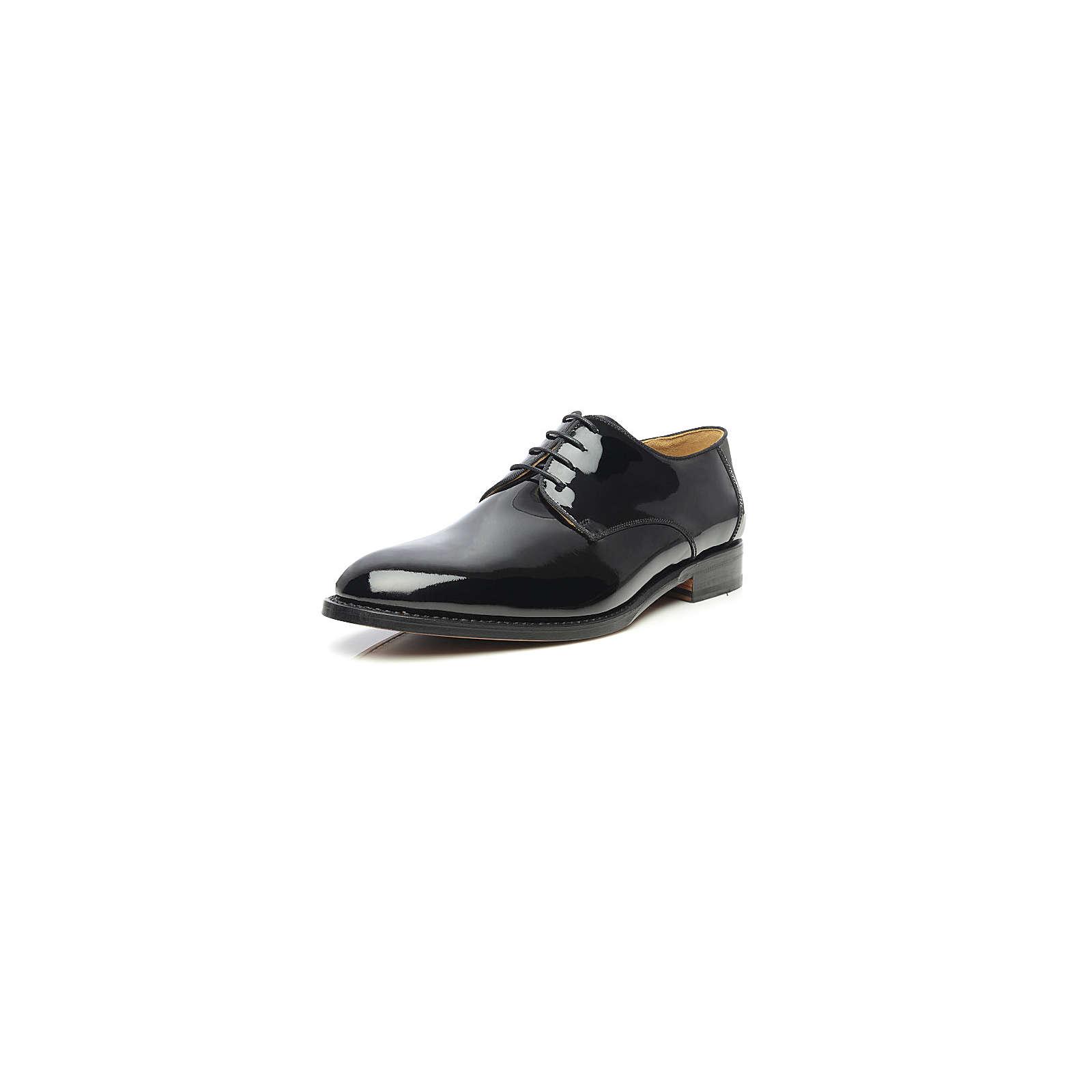 SHOEPASSION No. 570 Business Schuhe schwarz Herren Gr. 41