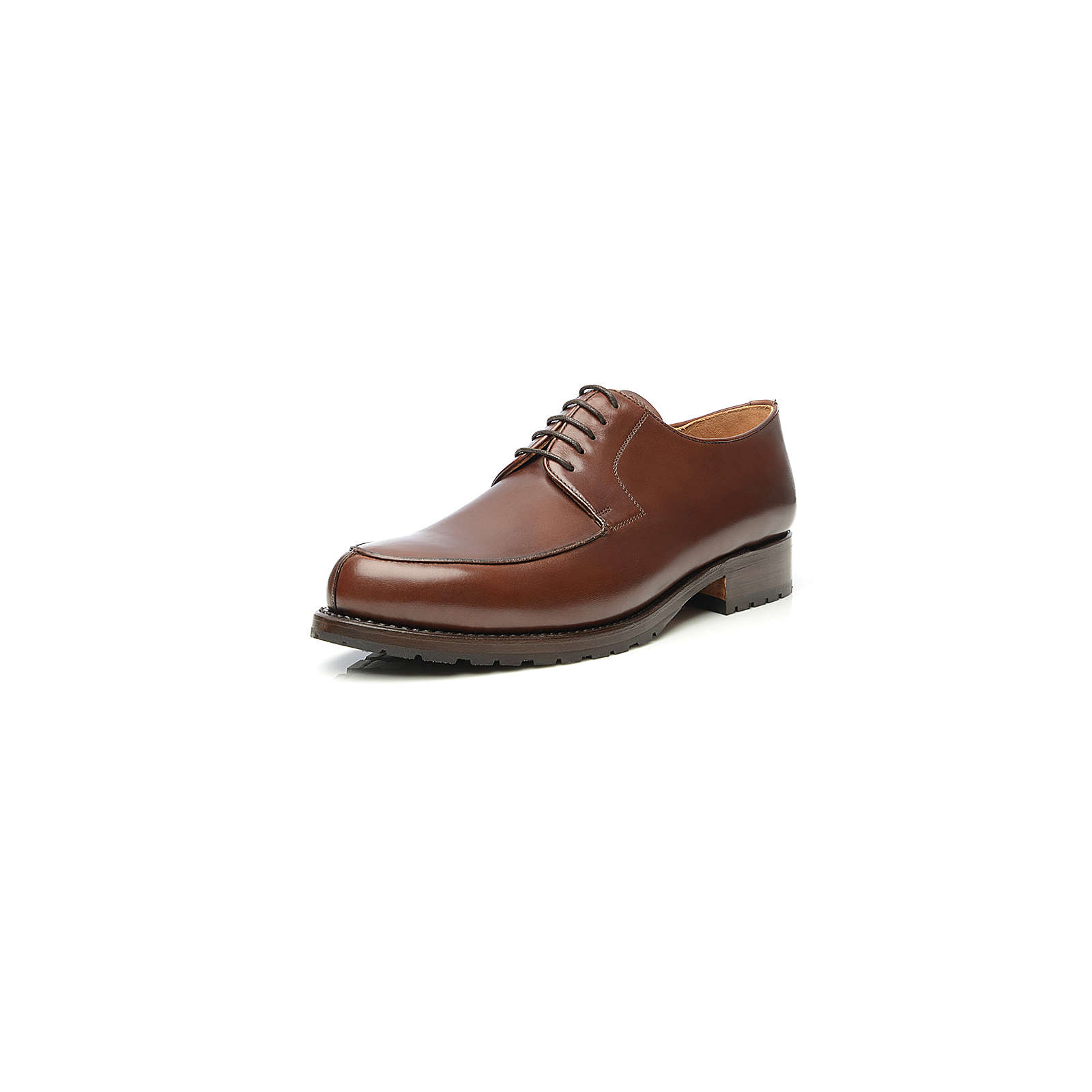 SHOEPASSION No. 596 Business Schuhe dunkelbraun Herren Gr. 46 2/3