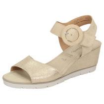 Sioux Sandale Filomia-701 Klassische Sandalen beige Damen Gr. 36