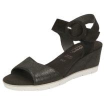 Sioux Sandale Filomia-701 Klassische Sandalen schwarz Damen Gr. 36