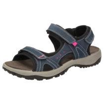 Sioux Sandale Upendara-700 Klassische Sandalen blau Damen Gr. 36