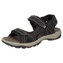 Sioux Sandale Upendara-700 Klassische Sandalen schwarz Damen Gr. 36