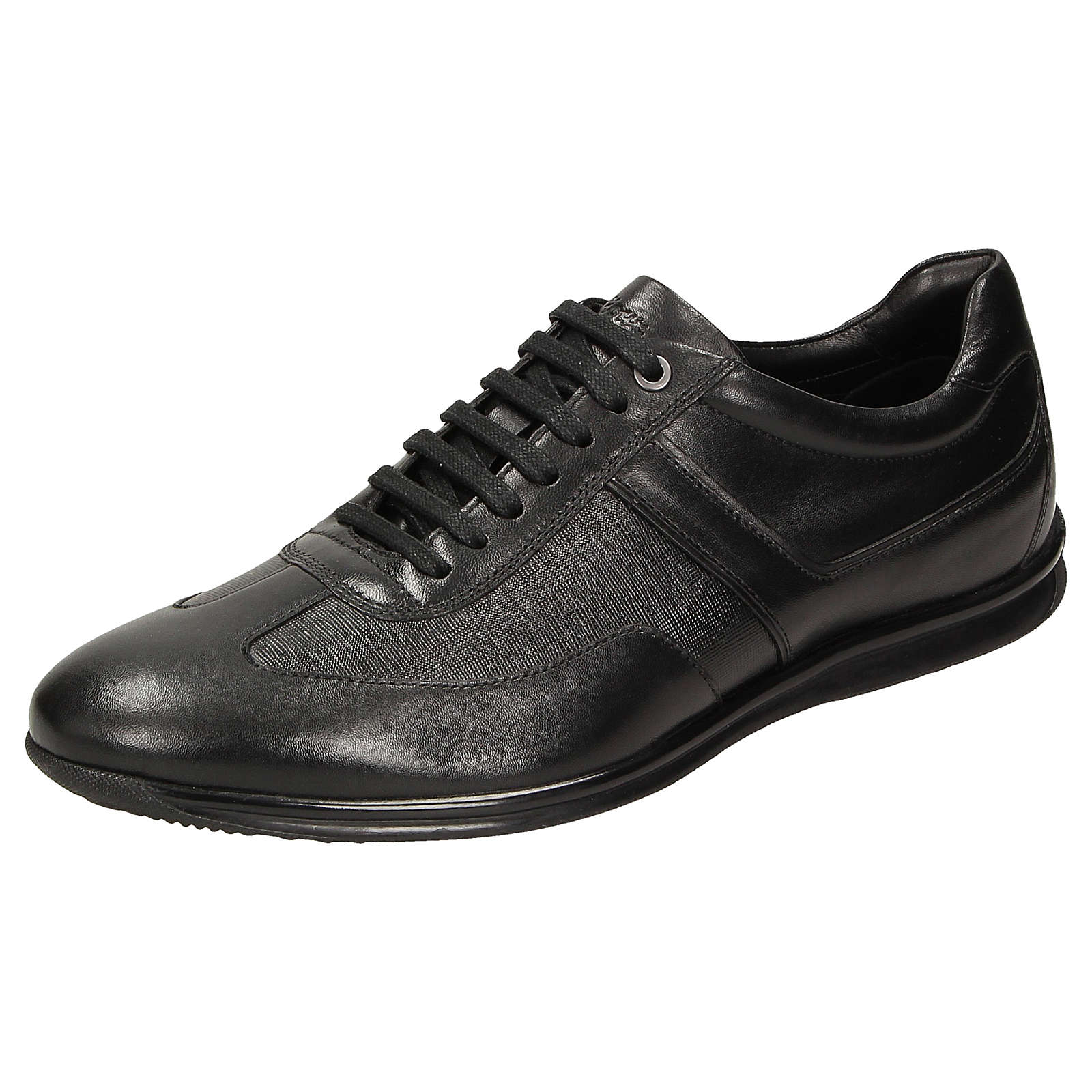 Sioux Sneaker Monaim-700 Sneakers Low schwarz Herren Gr. 40