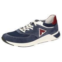 Sioux Sneaker Natovan-701 Sneakers Low blau Herren Gr. 39,5