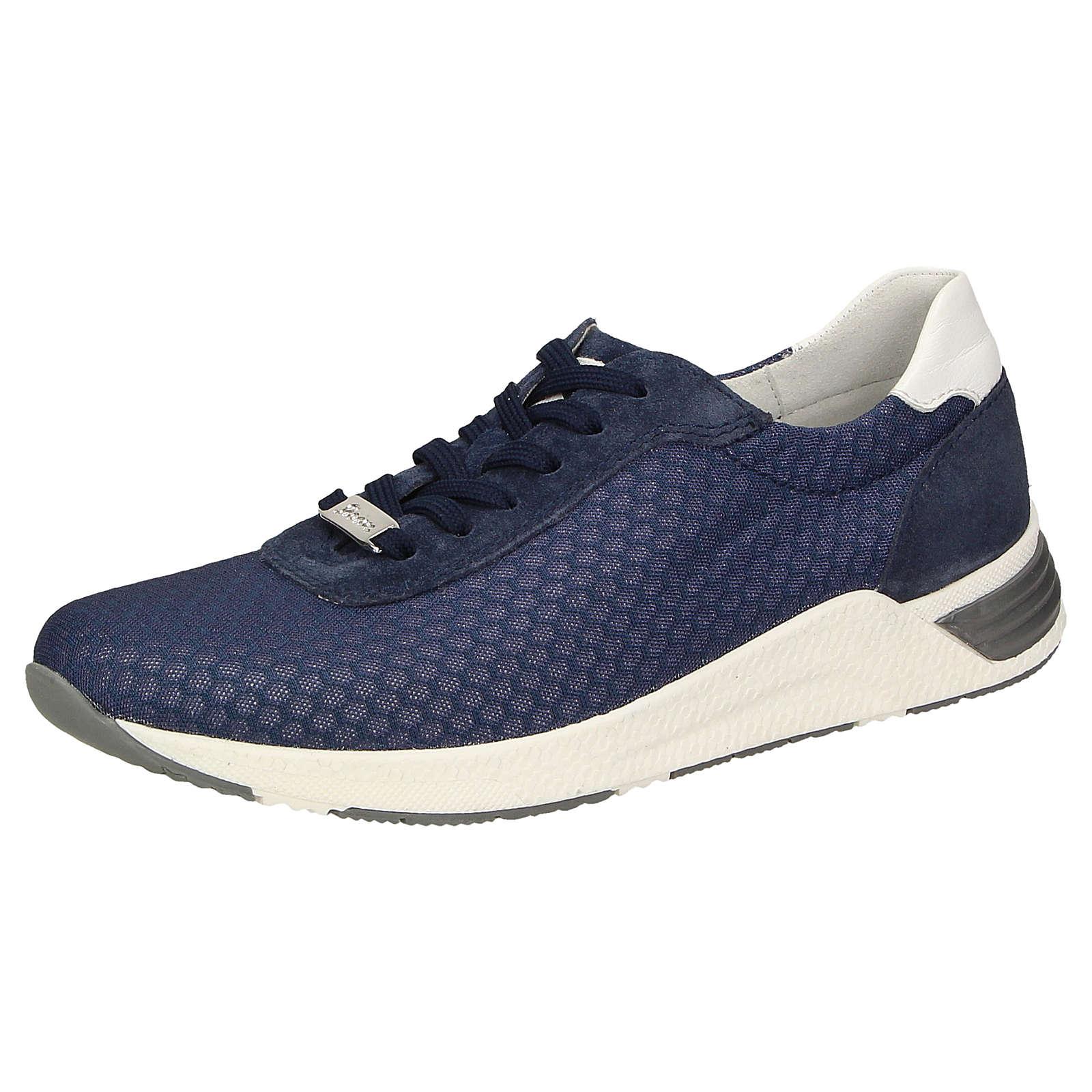 Sioux Sneaker Natovia-700 Sneakers Low blau Damen Gr. 35