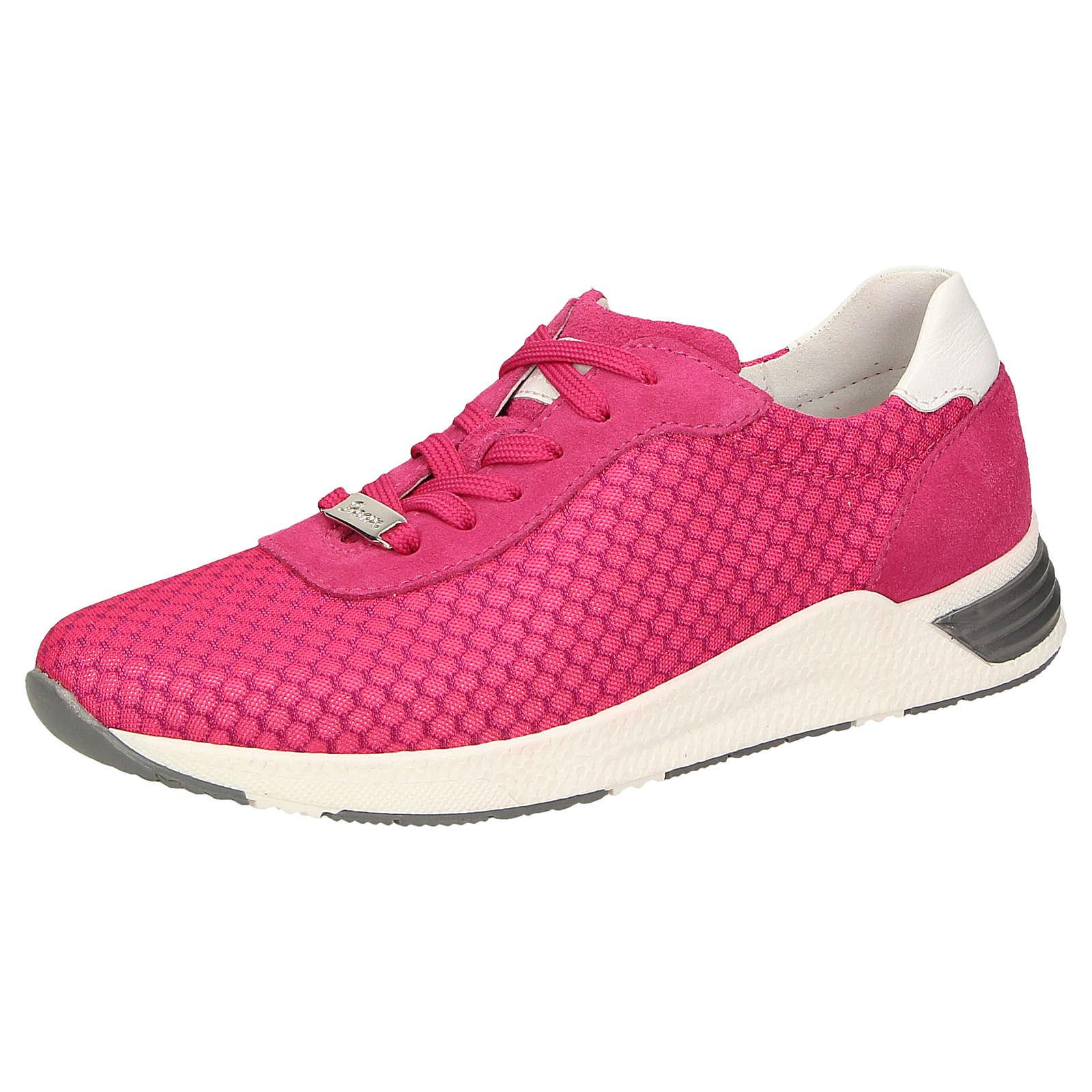 Sioux Sneaker Natovia-700 Sneakers Low pink Damen Gr. 38