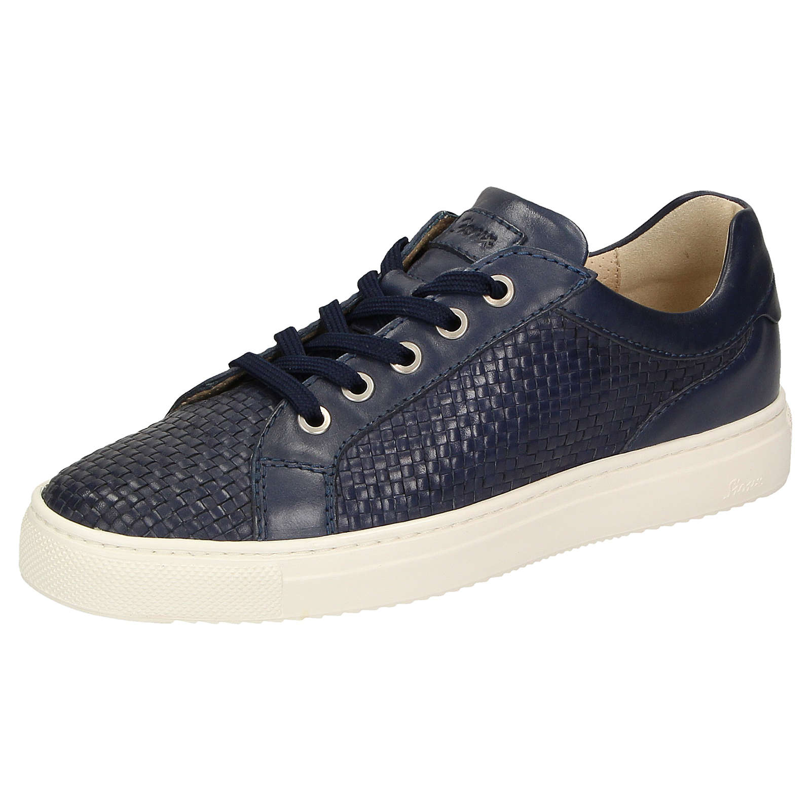 Sioux Sneaker Purvesia-701-XL Sneakers Low blau Damen Gr. 35