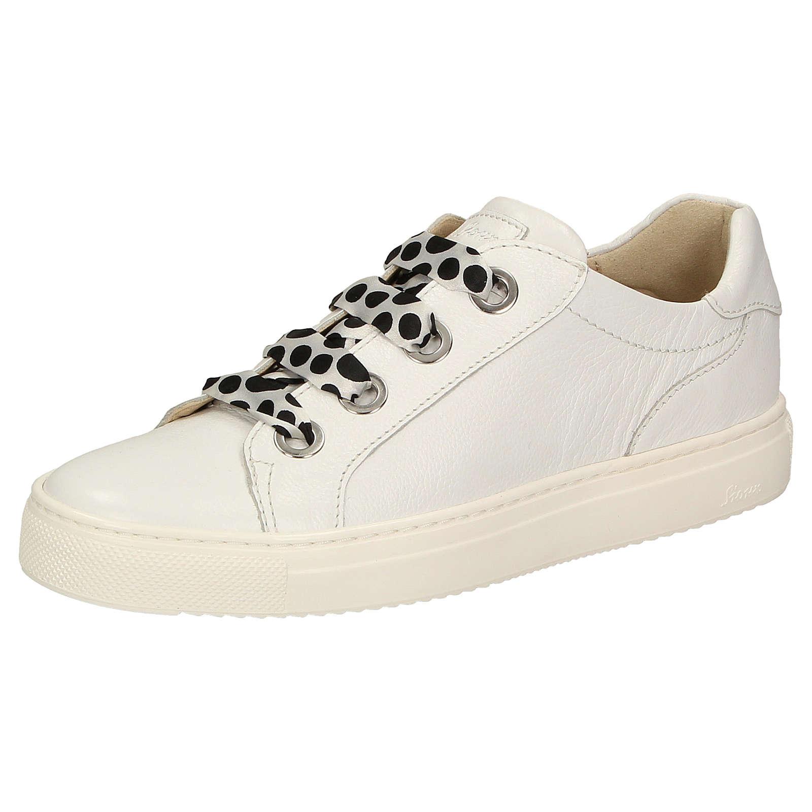 Sioux Sneaker Purvesia-702-XL Sneakers Low weiß Damen Gr. 35