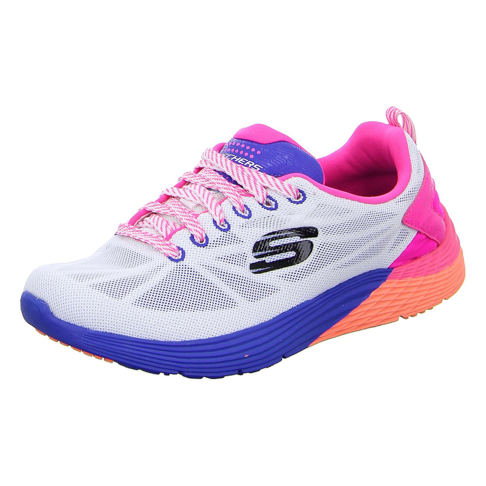 SKECHERS Damen Sneaker Valeris Front Page mehrfarbig Damen Gr. 36