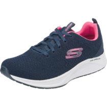 SKECHERS SKYLINE Sneakers Low dunkelblau Damen Gr. 35