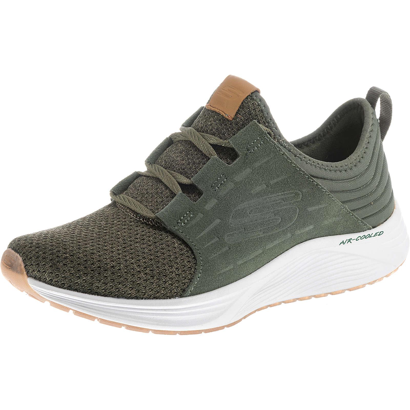 SKECHERS SKYLINE Sneakers Low khaki Damen Gr. 41
