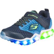 SKECHERS Sneakers low Blinkies RAPID FLASH UPROAR für Jungen blau Junge Gr. 35
