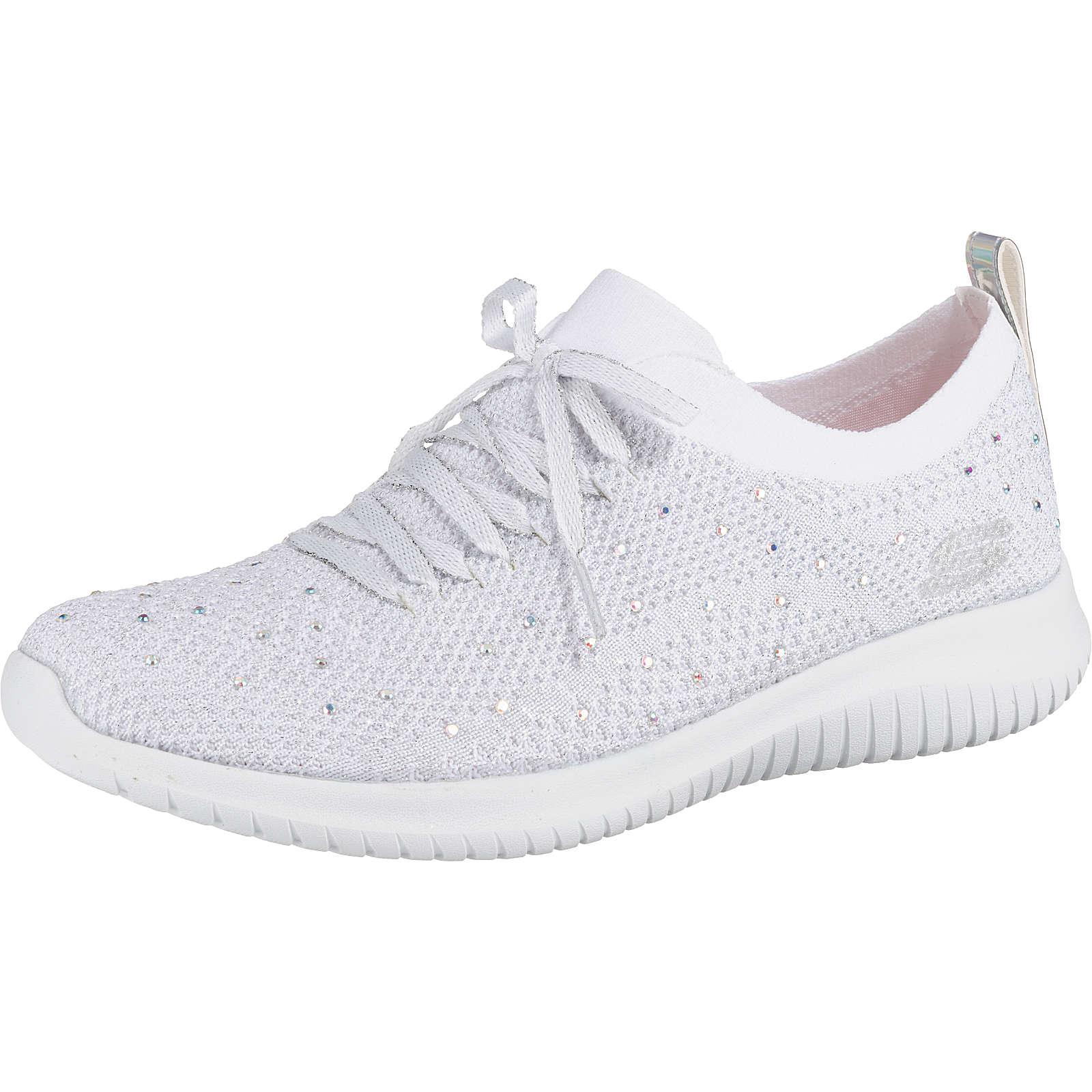 SKECHERS ULTRA FLEX STROLLING OUT Sneakers Low weiß Damen Gr. 41