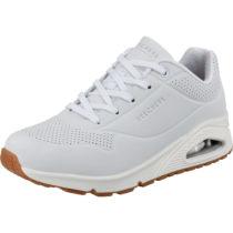 SKECHERS UNO STAND ON AIR Sneakers Low weiß Damen Gr. 41