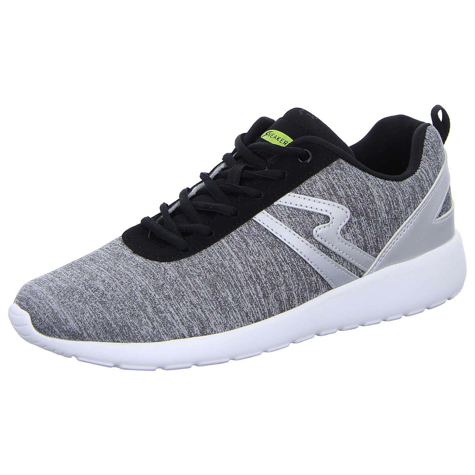 Sneakers Sneakers grau Herren Gr. 44