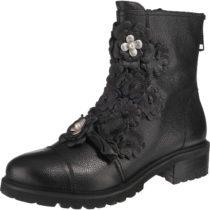 SPM Ankle Boots schwarz Damen Gr. 36