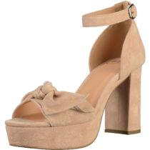 SPM Plateau-Sandaletten beige Damen Gr. 41