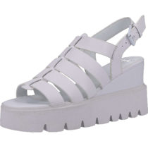 SPM Sandalen Klassische Sandaletten weiß Damen Gr. 36
