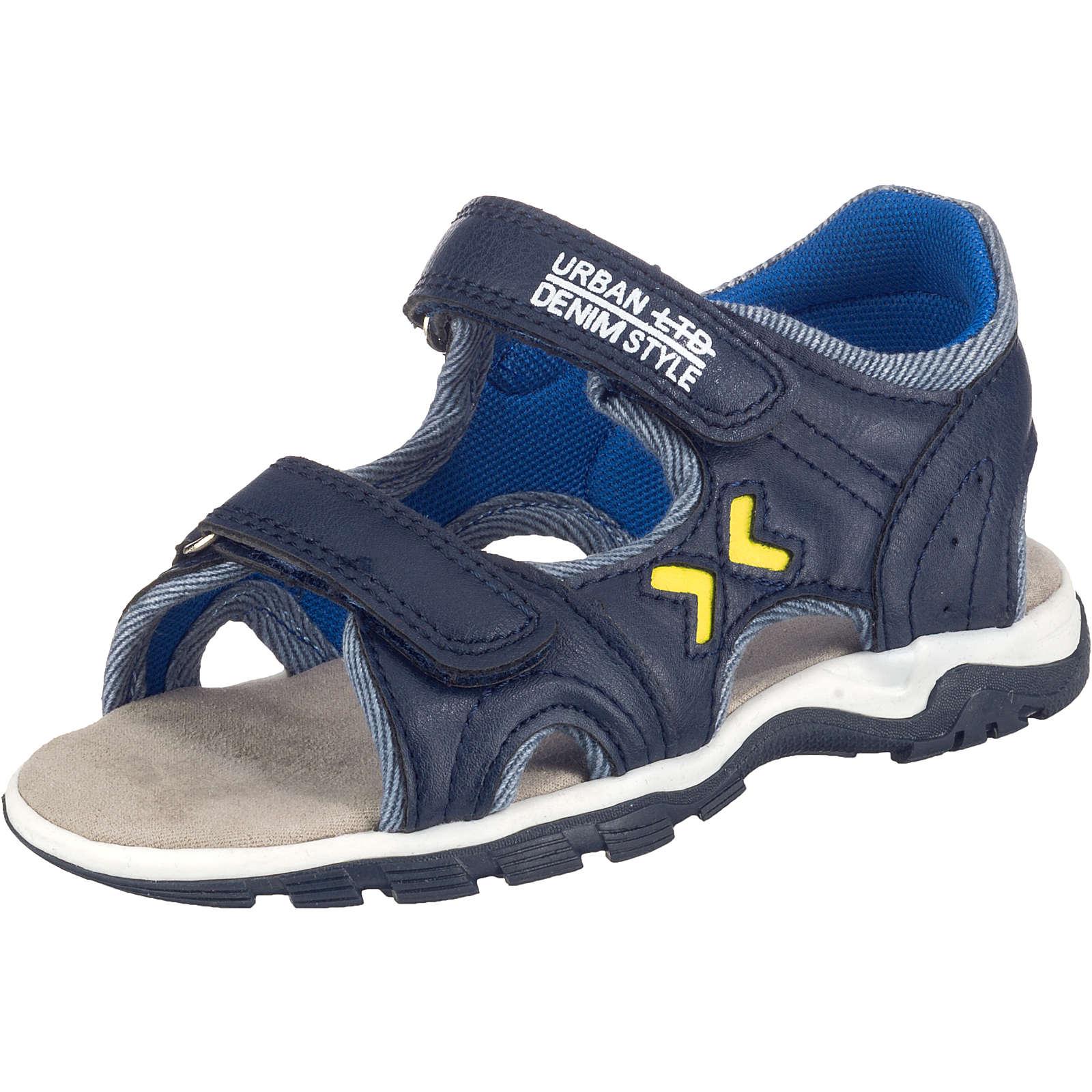SPROX Baby Sandalen für Jungen dunkelblau Junge Gr. 20