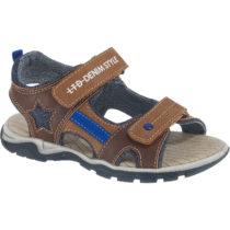 SPROX Sandalen für Jungen braun Junge Gr. 34