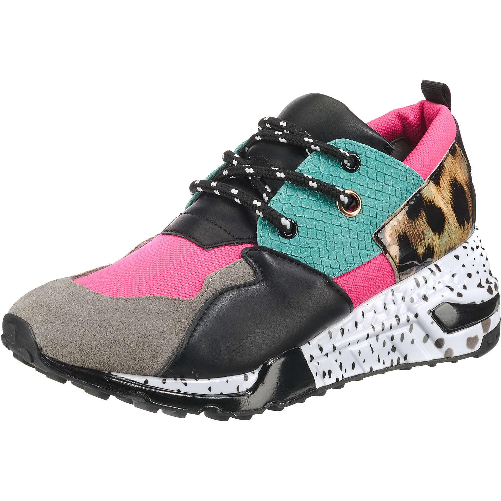 STEVE MADDEN CLIFF Sneakers Low pink Damen Gr. 37