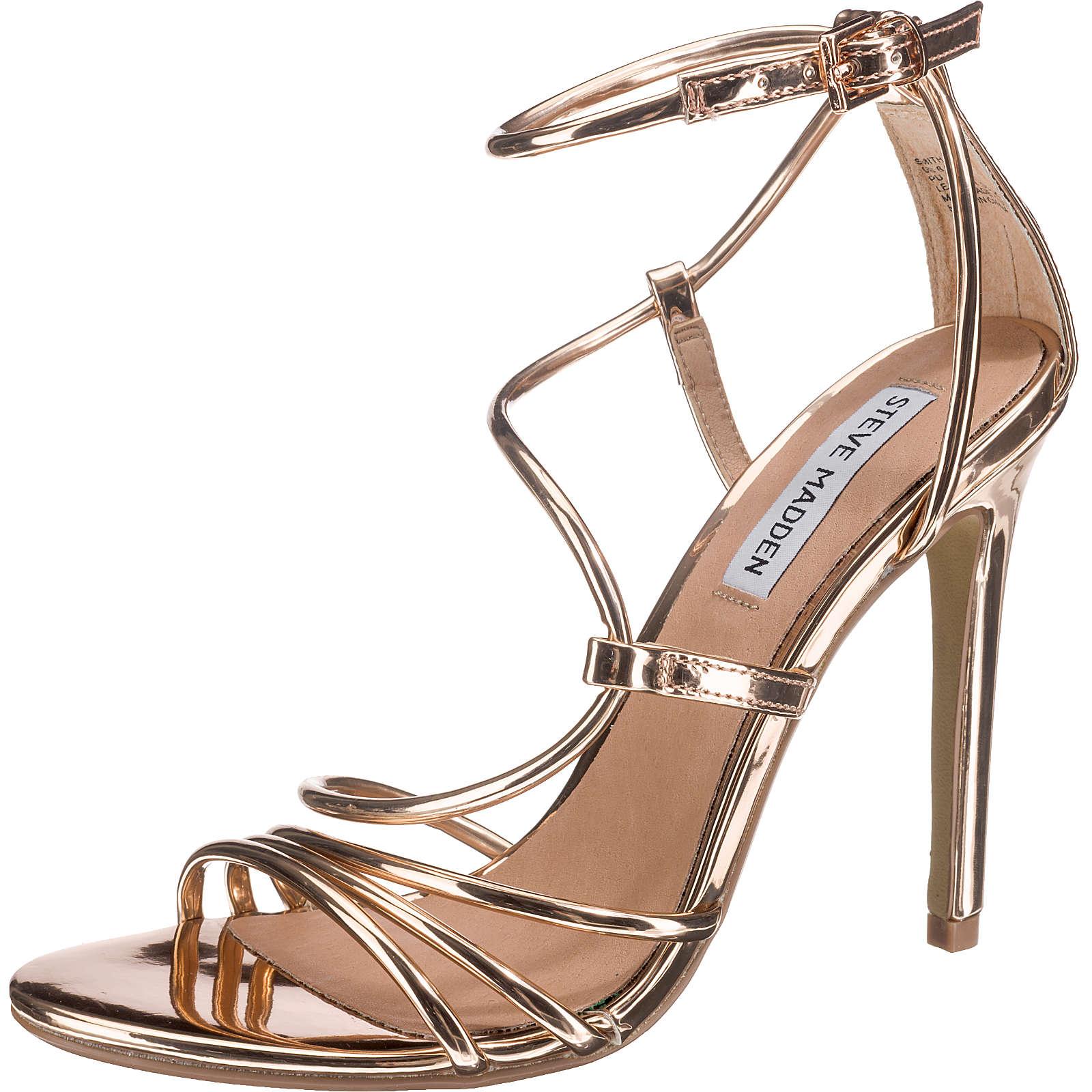 STEVE MADDEN Smith Sandal Sandaletten gold Damen Gr. 40