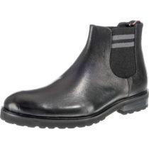 strellson Chelsea Boots schwarz Herren Gr. 45