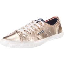 Superdry Sneakers Low kupfer Damen Gr. 36