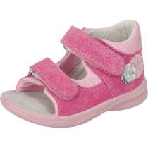 superfit Baby Sandalen für Mädchen, Blumen, Weite M4 pink Mädchen Gr. 22