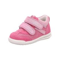 superfit Lauflernschuhe AVRILE MINI für Mädchen, WMS-Weite S2, für schmale Füße rosa Mädchen Gr. 25