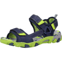 superfit Sandalen für Jungen blau Junge Gr. 36