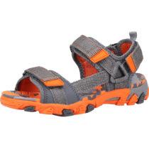 superfit Sandalen für Jungen grau Junge Gr. 33
