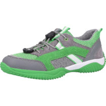 superfit Sneaker Low für Jungen grau Junge Gr. 27