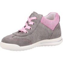 superfit Sneakers high für Mädchen hellgrau Mädchen Gr. 19