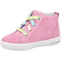 superfit Sneakers high für Mädchen rosa Mädchen Gr. 22