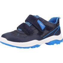 superfit Sneakers low für Jungen blau Junge Gr. 33