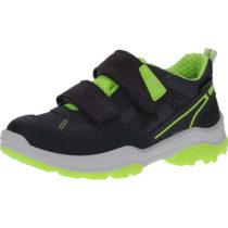 superfit Sneakers low für Jungen grau Junge Gr. 26