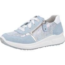 superfit Sneakers low für Mädchen hellblau Mädchen Gr. 26