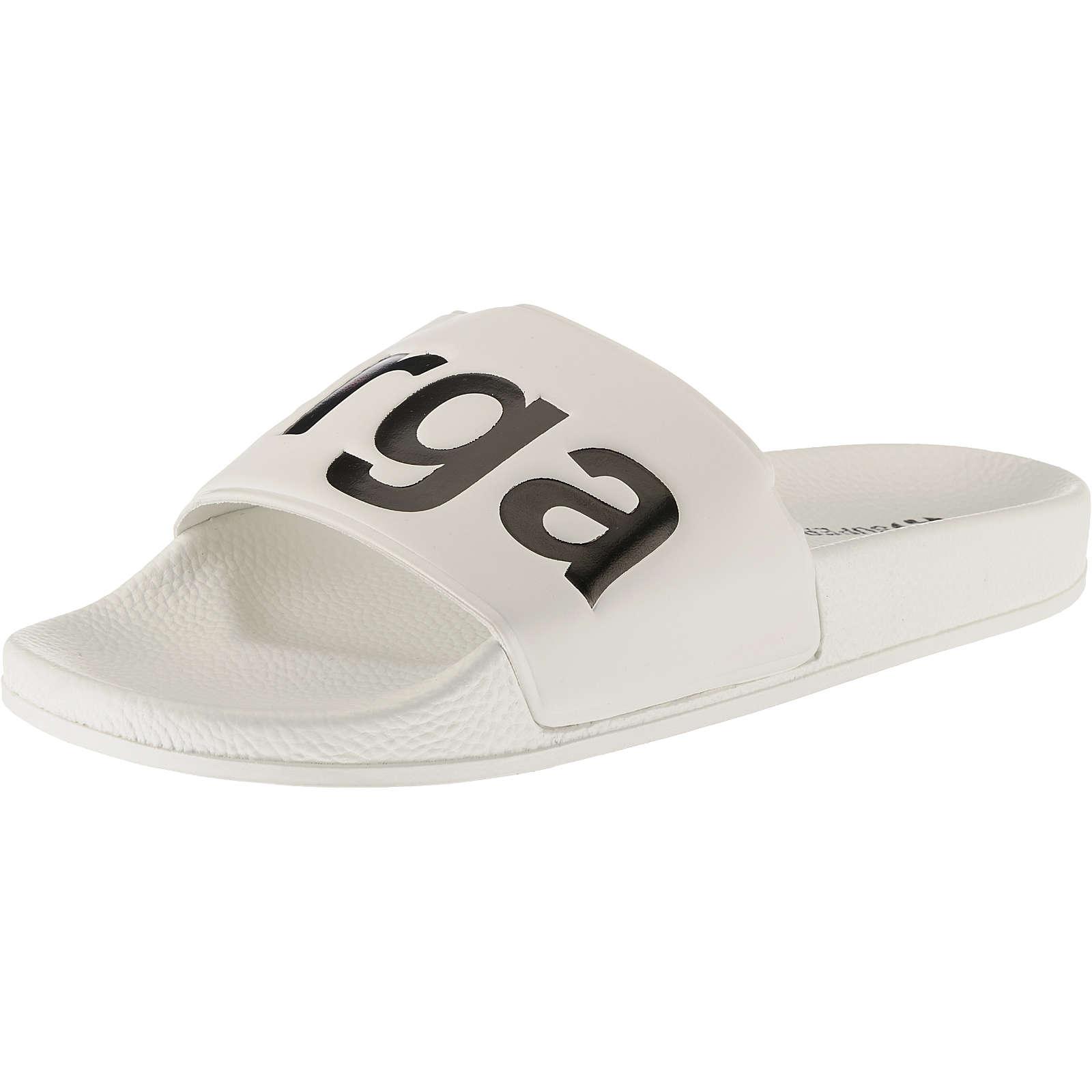 Superga® Slides weiß-kombi Damen Gr. 42