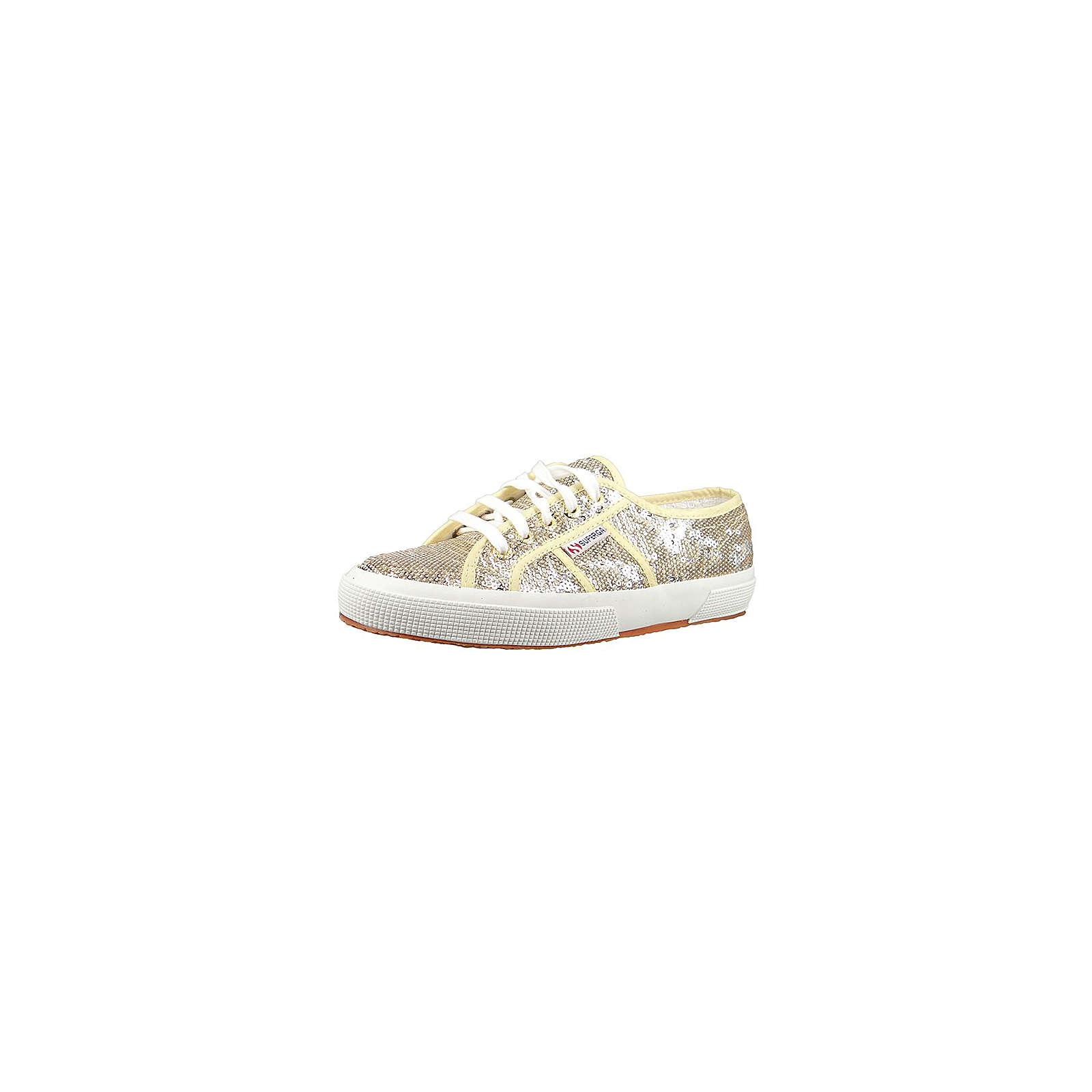 Superga® Sneaker Low gold Damen Gr. 37